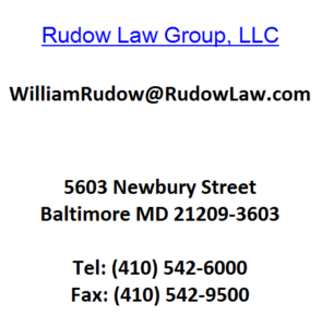 Rudow Law Group, LLC contact info